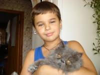Саша Лысак, 27 октября 1998, Одесса, id150737750