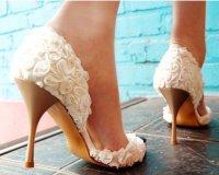 Лучшие туфли для свадьбы