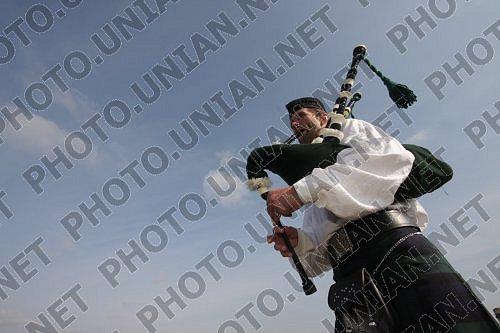 шотландская волынка