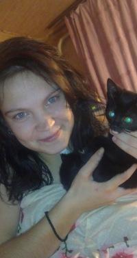 Полина Коссе, 3 февраля 1993, Луганск, id145967581
