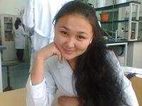 Жанна Жалалова, 24 сентября 1997, Мурманск, id170106166