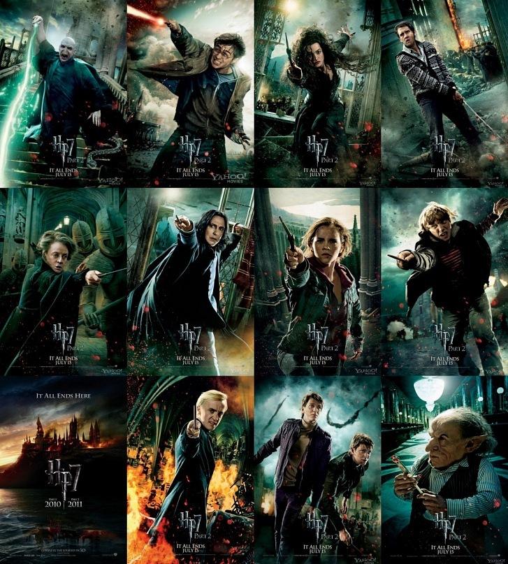 Re Гарри Поттер и Дары Смерти - обсуждение новостей.