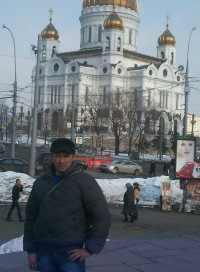 Николай Чернявский, 18 сентября , Абакан, id154586373