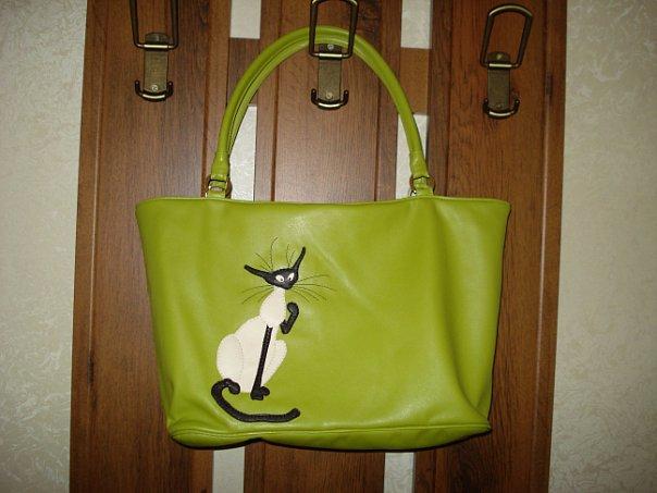 сумки кошки - Сумки.