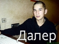 Dalerjon Abduvosiev, 15 октября 1988, Санкт-Петербург, id97311105