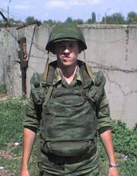 Роман Каун, 26 сентября 1989, Крымск, id120634469
