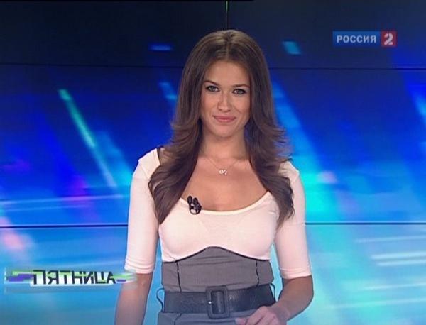 Россия2 самая сексуальная ведущая