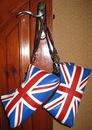 клатч британский флаг.  Натуральная кожа.Цена 200 грн в наличии.