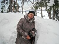 Эльвира Ляпустина, Санкт-Петербург