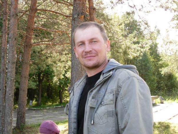 Знакомства Алексей Степанов