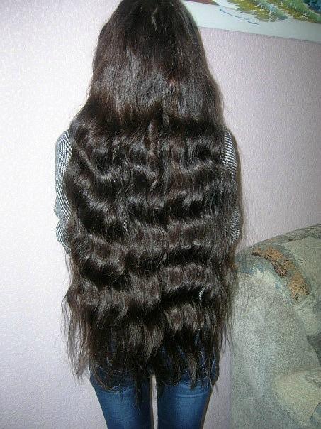 У гаги выпадают волосы