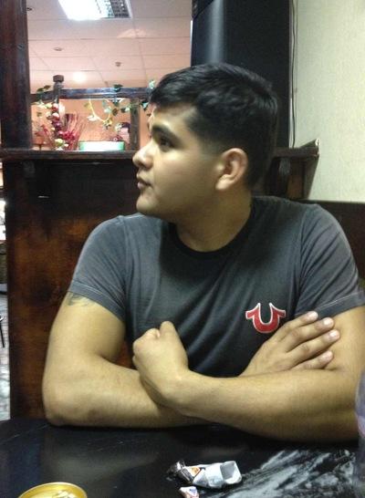 Gerardo Gonzalez, 1 декабря , Красное-на-Волге, id159544008