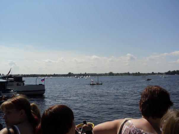 Устье. Праздник лодки | Вологодский край