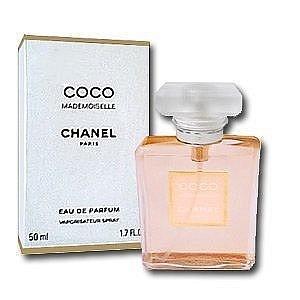 Chanel Coco Mademoiselle Eau De Parfum - Восточно-свежий, цветочный...