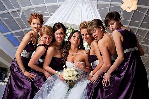 Обязанности свидетельницы невесты на свадьбе.