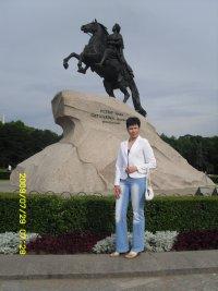 Татьяна Пшеничная-Резяпова, 23 сентября 1967, Волгоград, id69545955