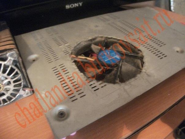 Система охлаждения для ноутбуков своими руками