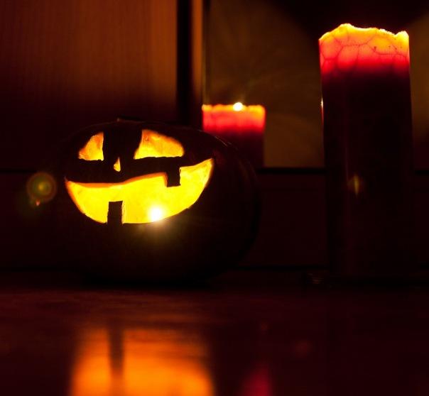 Тематическая неделя: Неделя Хеллоуина! Бу!