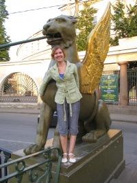 Екатерина Николаева, 25 июля 1984, Солнечногорск, id101095347