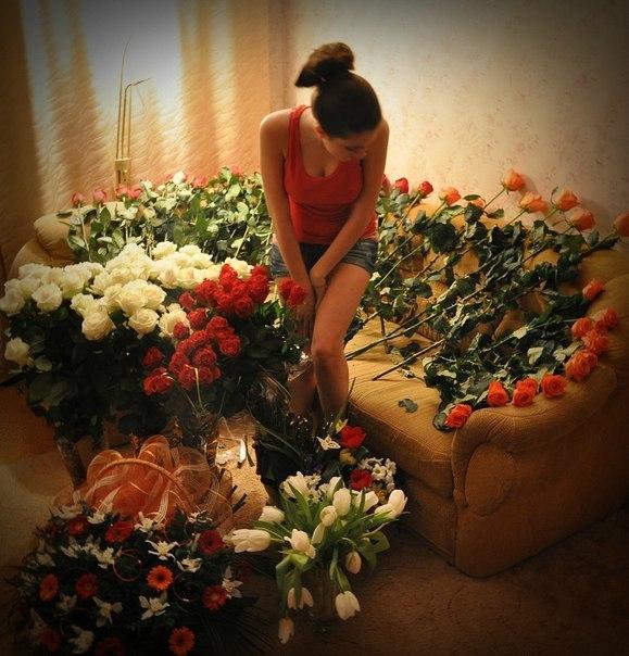 картинки цветов на аву: