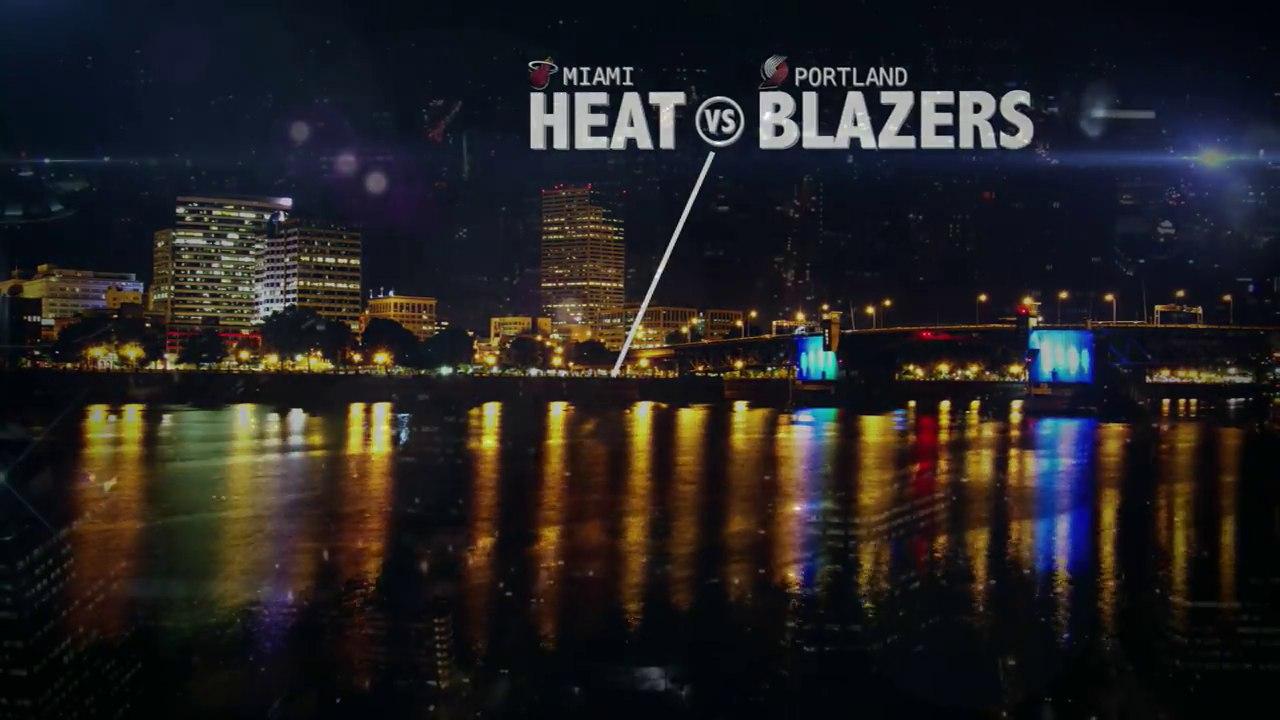 NBA 2011-2012  RS  01.03.2012  Miami Heat @ Portland Trail Blazers [Баскетбол, WEB-DL HD720p, MKVH.264, EN]