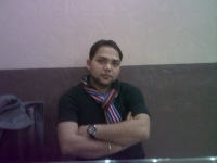 Pramod Choudhary, 1 мая , Одесса, id15259135