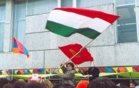 Shon Samad, Душанбе