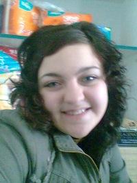 Таня Романюк(шкабура), 14 ноября 1990, Селидово, id141689470
