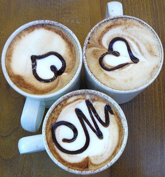 кофе за 570 рублей