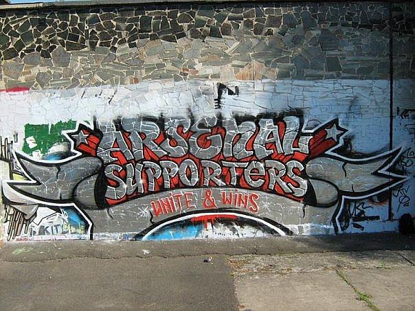 Ultras Grafitti X_537e9232