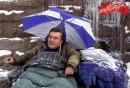 """И снова """"Хюндаи"""": поезд Колесникова застрял в снегу, а пассажирам, ради экономии, отключили свет и тепло - Цензор.НЕТ 3156"""