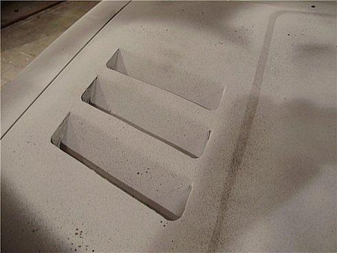 Как сделать жабры на ваз 2107