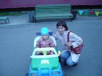 Ксения Берестова, 30 июня 1995, Коркино, id58424745
