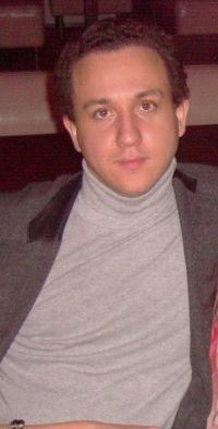 Андрей Баранов, 24 февраля 1983, Новосибирск, id27327259