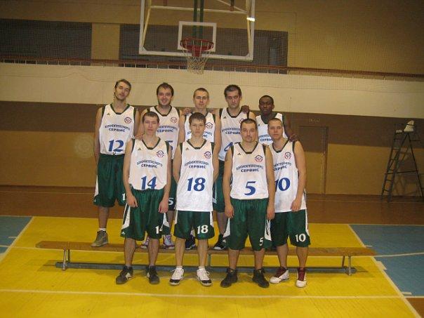 Фото Команд Лиги ВБЛ сезон 2009-2010 гг.