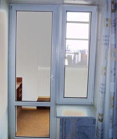 Балконная дверь дом серии п4. - фото отчет - каталог статей .