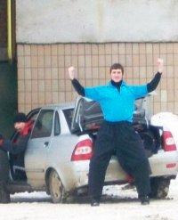 Андрей Занят, 15 декабря , Саранск, id3527108