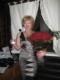 Елена Комарова, 18 марта , Москва, id105516158