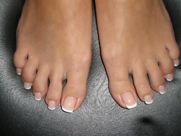 Закручиваются ногти на ногах