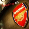 ARSENAL FC SUPPORT BY UFA