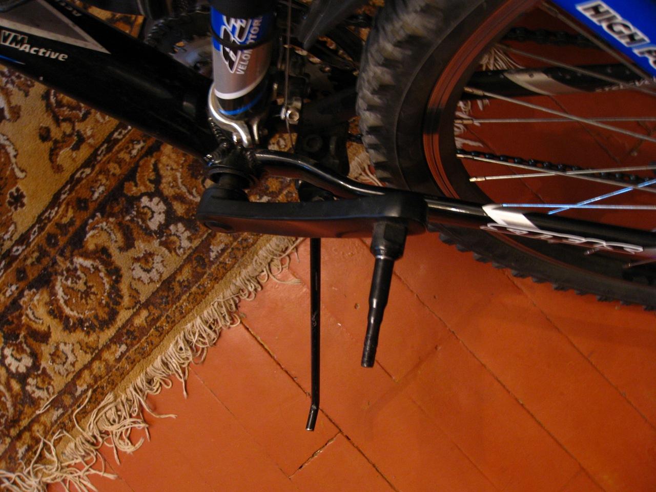 Велосипед Stels Navigator 830 дома