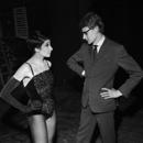 Зизи Жанмер, Ив Сен-Лоран, архив, дизайнер, мода, модельер...