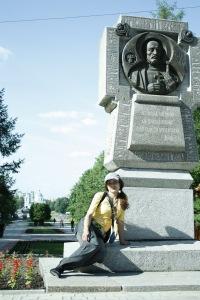 Аллянова Аделаида, 24 января 1995, Улан-Удэ, id155440800