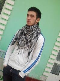Abubakr Teshaboyev, 13 декабря 1986, Самара, id156500395