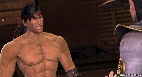 Mortal kombat x обзор призрак Кунг Лао KUNG LAO