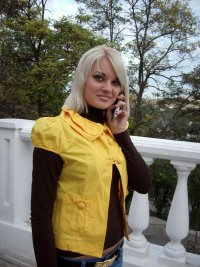 Валюшка Блондиночка, 20 мая , Севастополь, id86875202