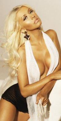Christina Aguilera, 23 мая , Бобруйск, id91902738