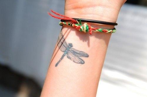 Татуировки на руку маленькие