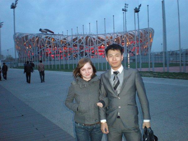中国80后纯爷们娶回俄罗斯美女多图