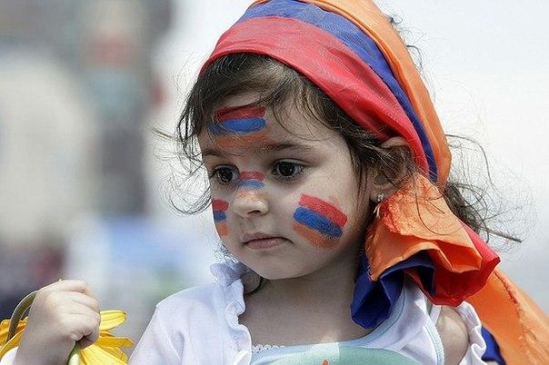Армянские девушки.